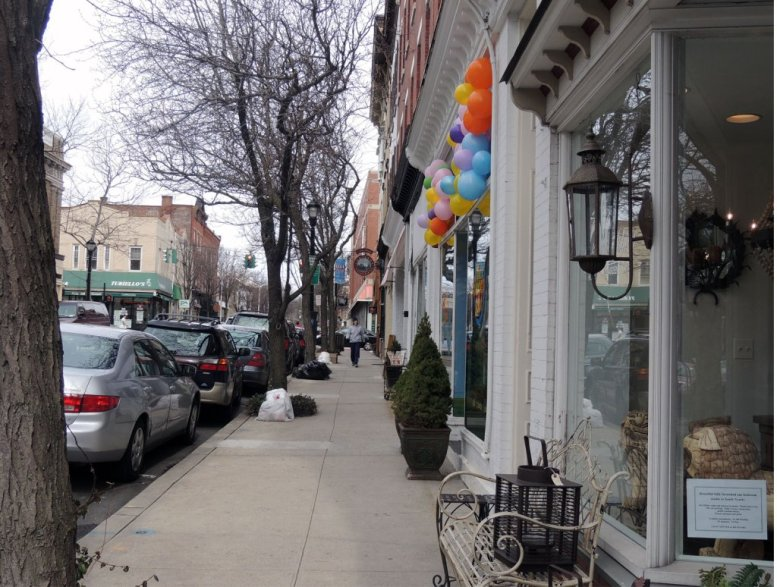 Shopping in Nyack, New York | TheWeekendJetsetter.com