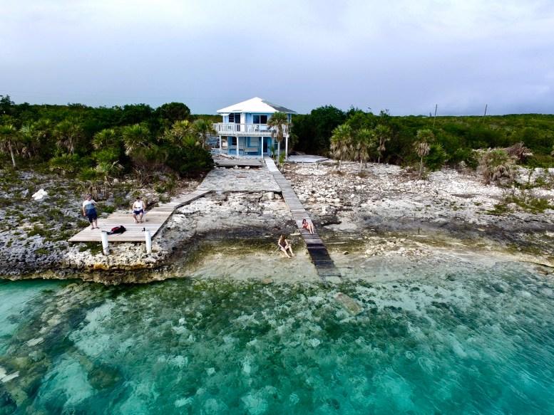 Airbnb in Great Exuma, Bahamas - TheWeekendJetsetter.com