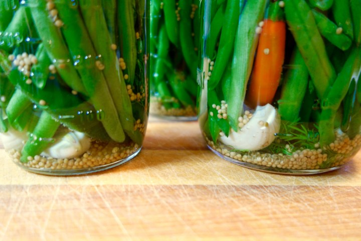 pickled-green-beans