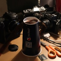 Getting Techy: Scanning film with a DSLR