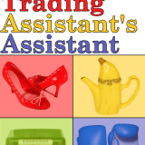 My eBay consignment book, The Trading Assistant's Assistant, is now out of print
