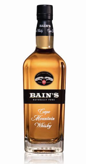 Bain 39 s cape mountain whisky from south africa hits usa for Bain s cape mountain whisky