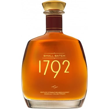 Whiskey Review: 1792 Small Batch Bourbon