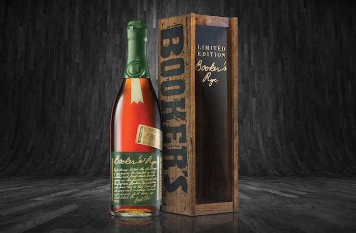 Booker's Rye Whiskey Named Jim Murray's World Whisky of the Year