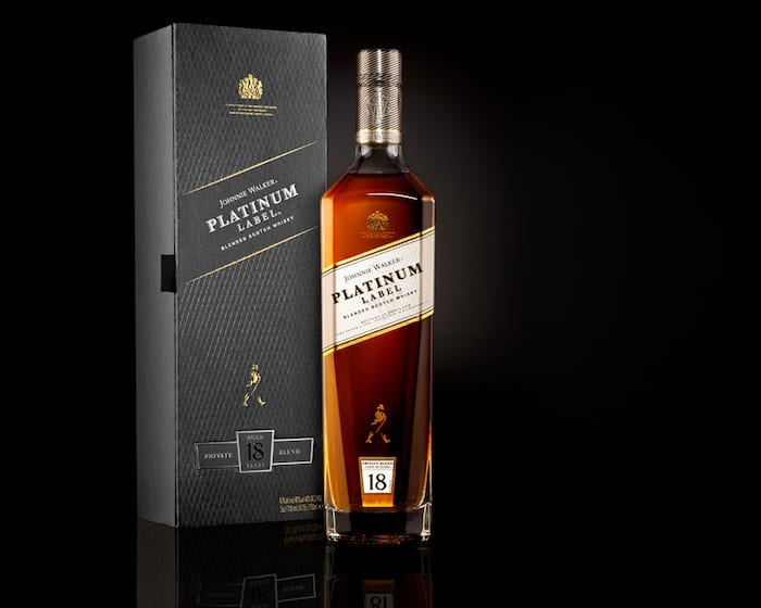 Whisky Review: Johnnie Walker Platinum Label