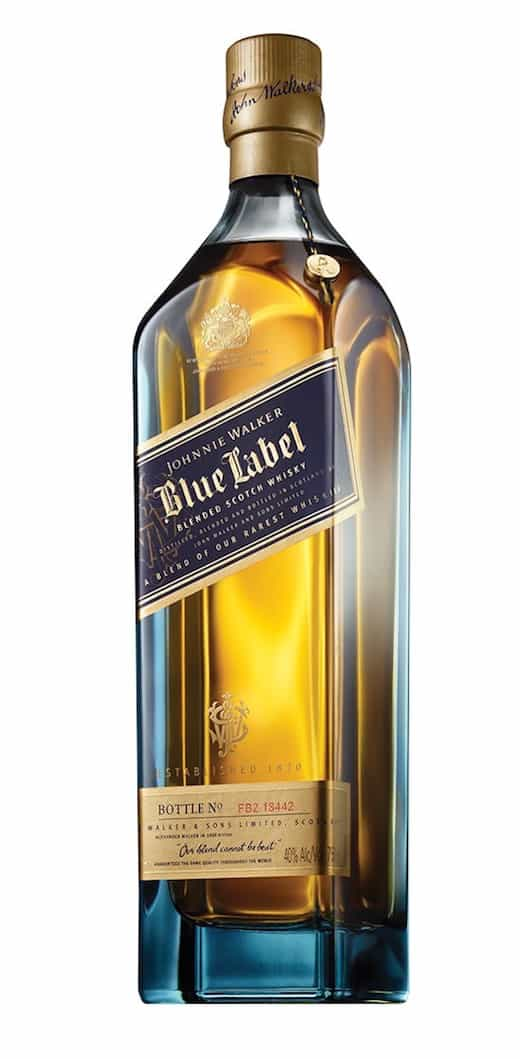Whisky Review: Johnnie Walker Blue Label
