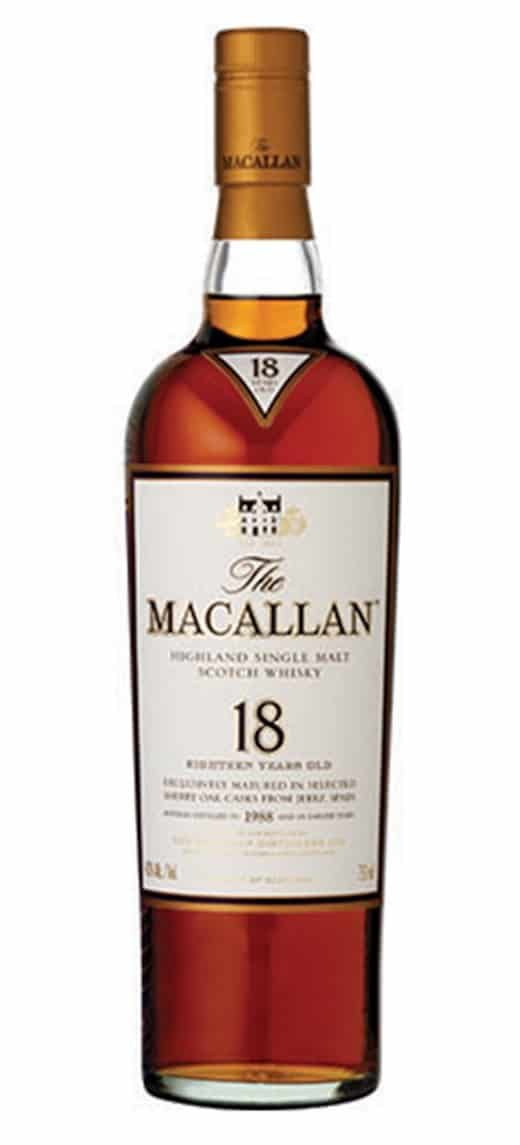 Whisky Review: The Macallan 18-Year-Old