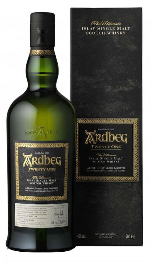 Ardbeg Twenty One Is the 21-Year-Old Scotch You'll Dream Of