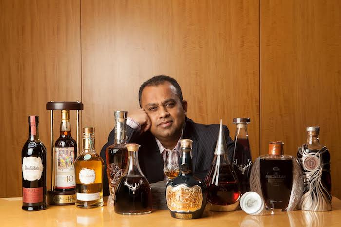 Meet Mahesh Patel, The Whisk(e)y Collector You Wish You Could Be