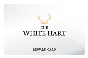 The White Hart Reward Card with glow 2