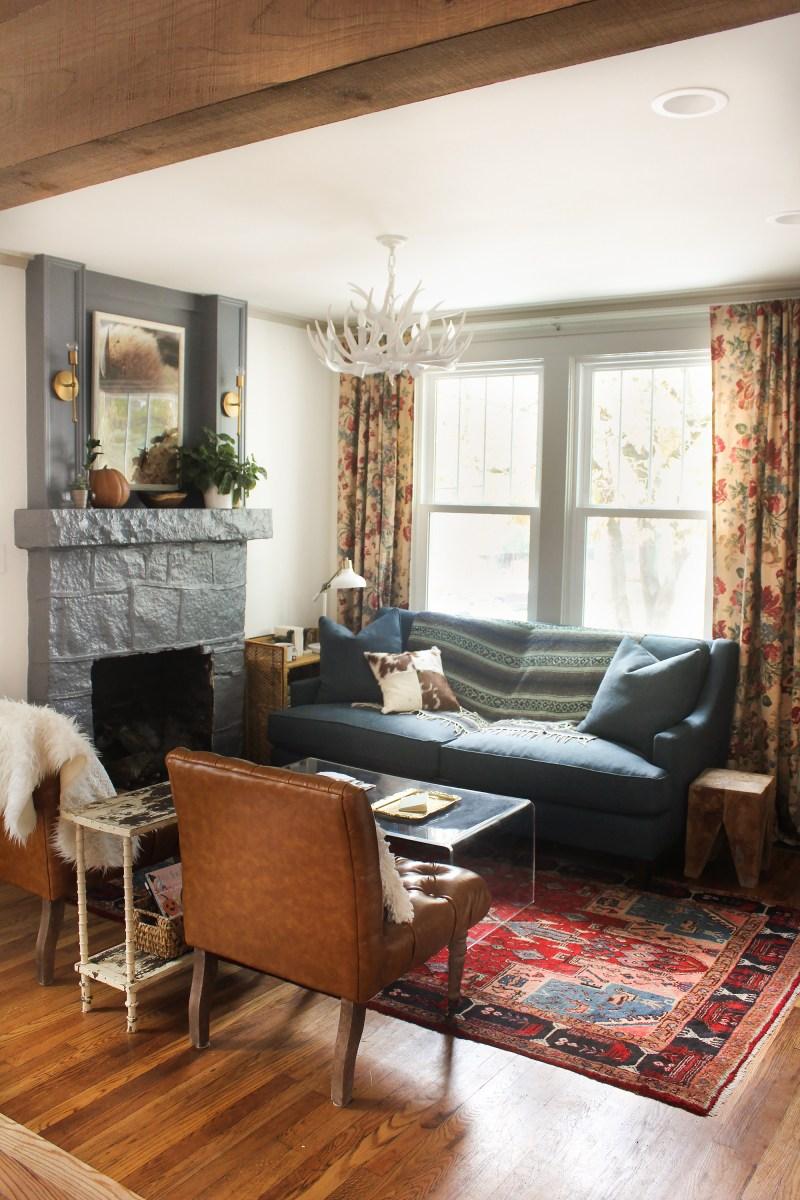 Large Of Cottage Living Room