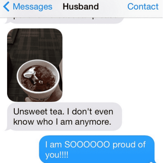 Whole 30 & the Husband