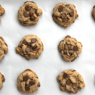 Ultimate (Double) Chocolate Chip Cookies
