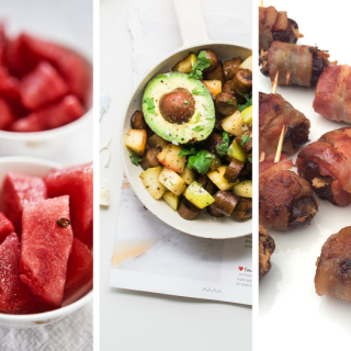 30+ Healthy Whole 30 & Paleo Snacks