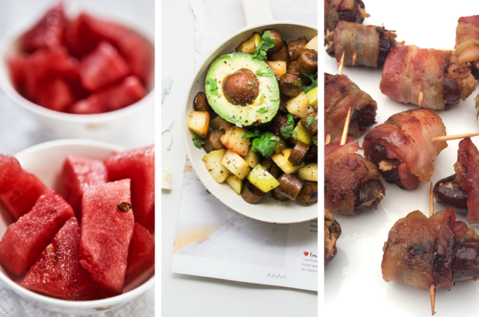 30+ Healthy Whole 30 & Paleo Snacks FEATURE(1)