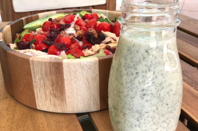 Easy Ranch Dressing by The Whole Cook FEATURE 4