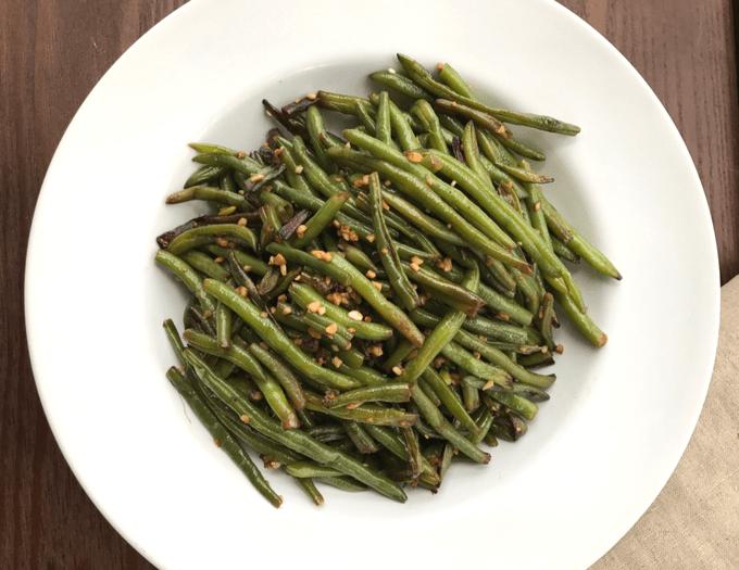 Garlic Green Beans FEATURE