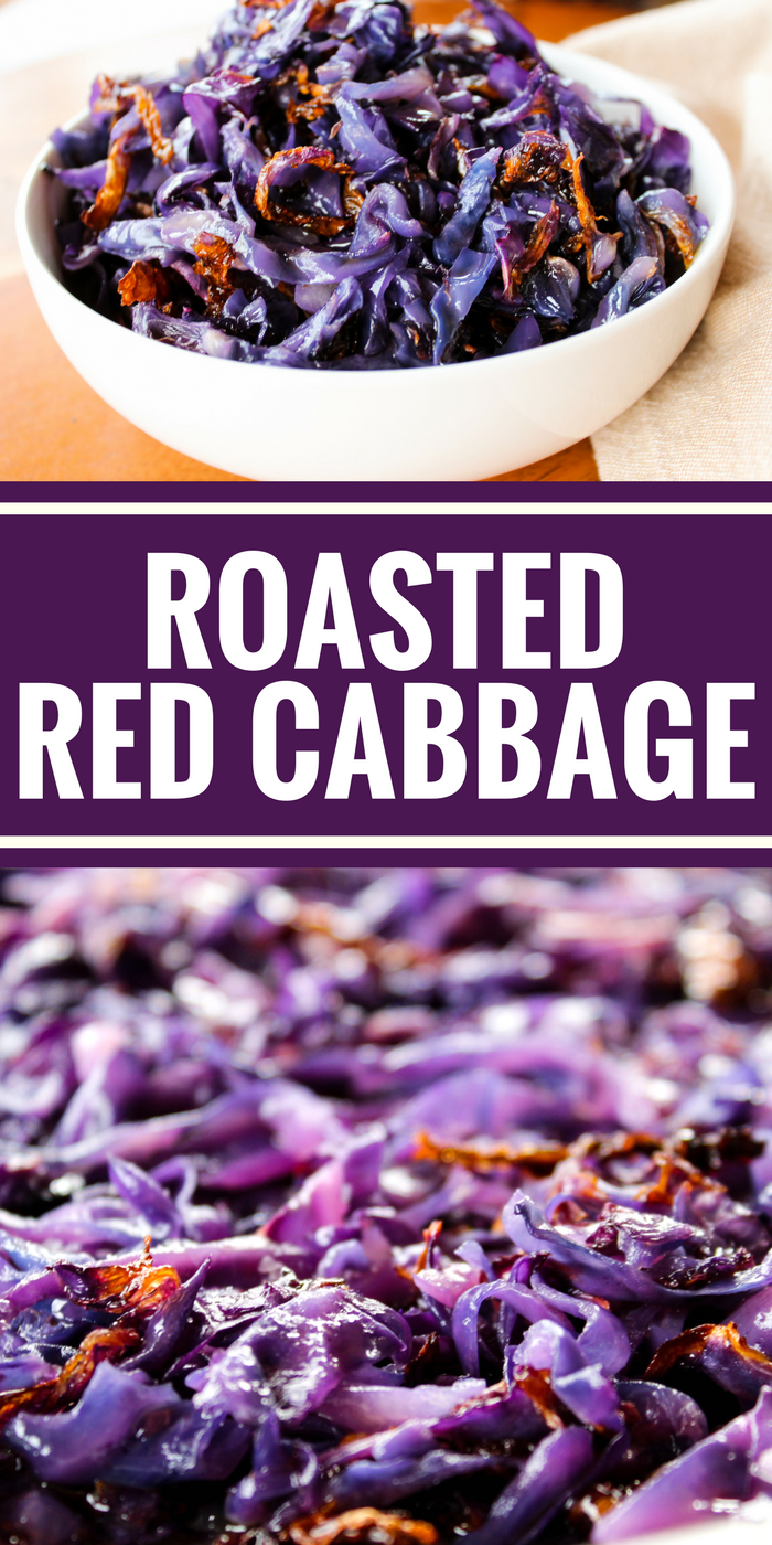 Roasted Red Cabbage by The Whole Cook(5)