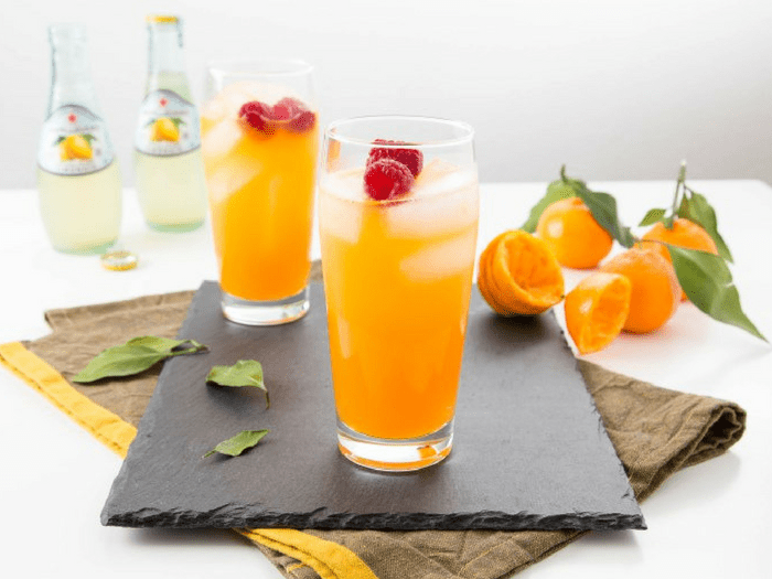 Honey Tangerine Fizz by The Missing Lokness