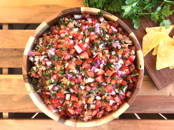 Pico de Gallo by The Whole Cook FEATURE 1