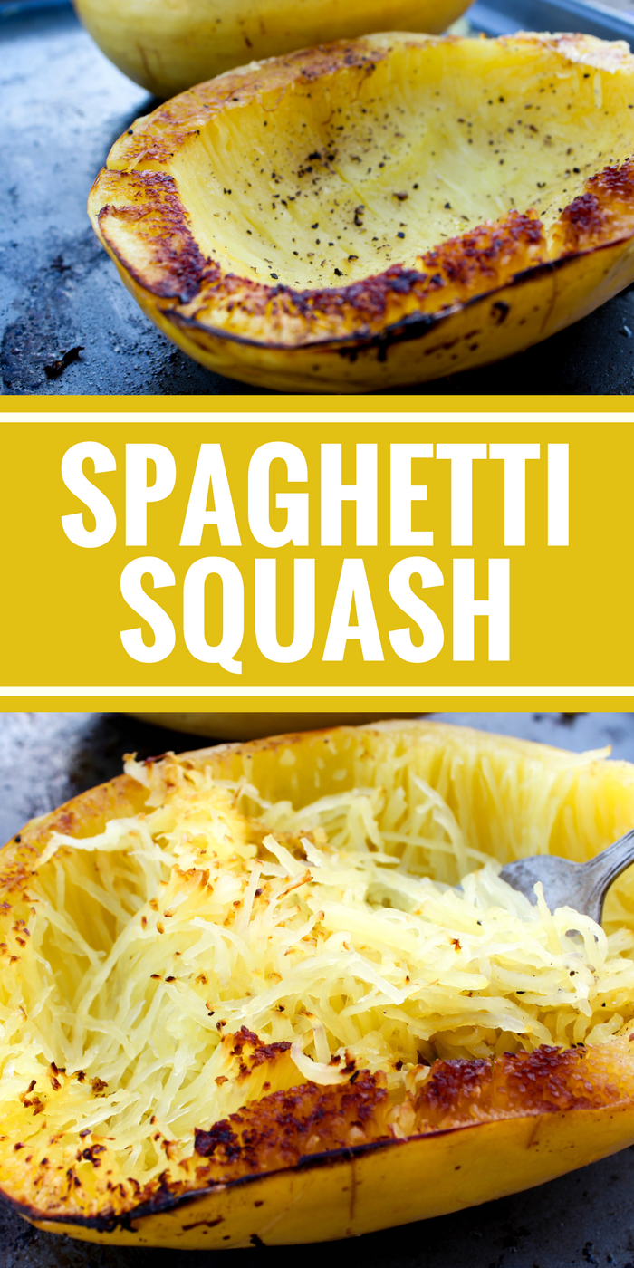How to Make Spaghetti Squash by The Whole Cook