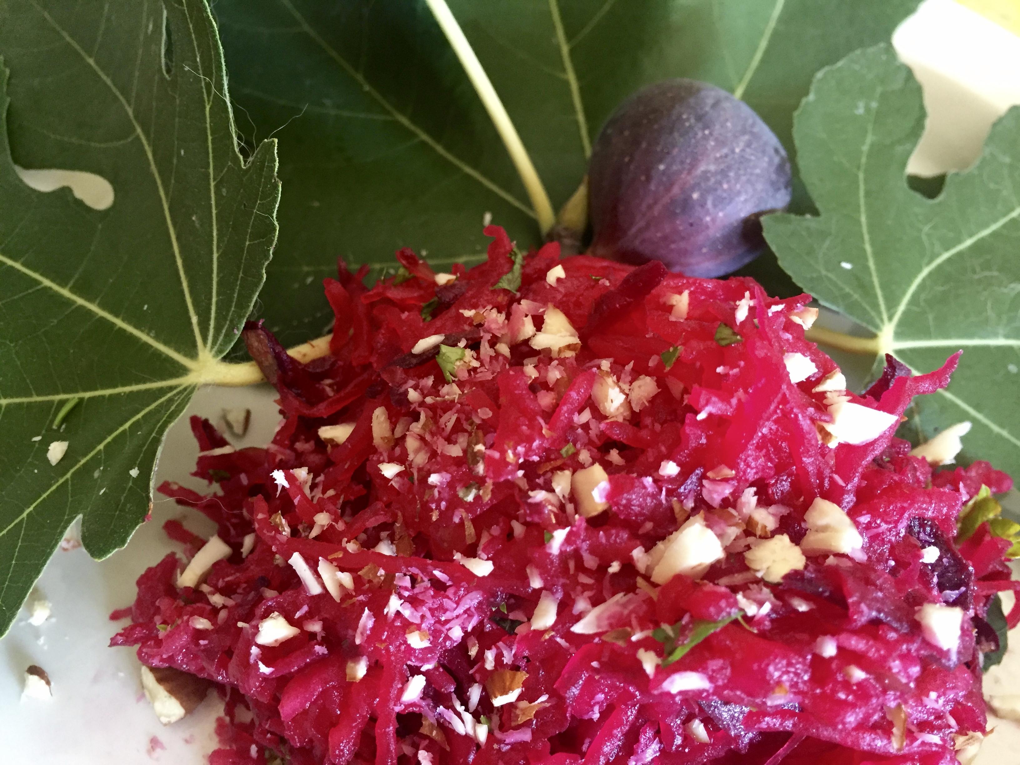 Sweet Nutrition for Rosh Hashanah