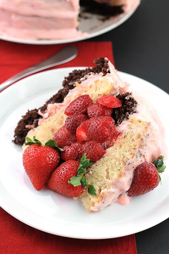 Slice-of-Black-&-White-Strawberry-Lemon-Cake-