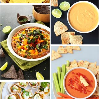10 Favorite Game Day Eats - Please all your guest with these incredibly delicious snacks that happen to be vegan!