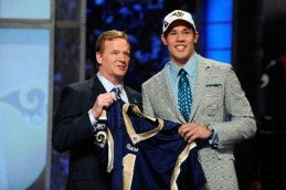 sam bradford st louis rams first pick nfl draft NFL Power Rankings: Saints and Colts Start Season At Top, Bills and Rams In Basement