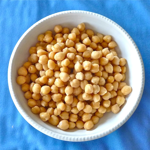 cooking dried chickpeas, tips