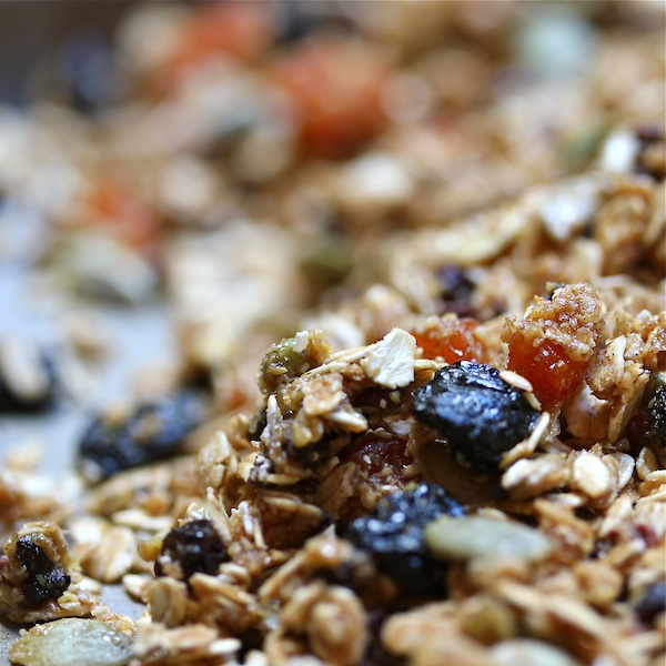 Crack Granola : The Wimpy Vegetarian