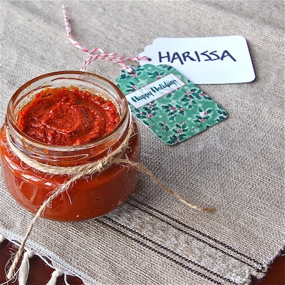 Harissa Gift : The Wimpy Vegetarian