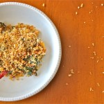 Swiss Chard and Quinoa Gratin : The Wimpy Vegetarian