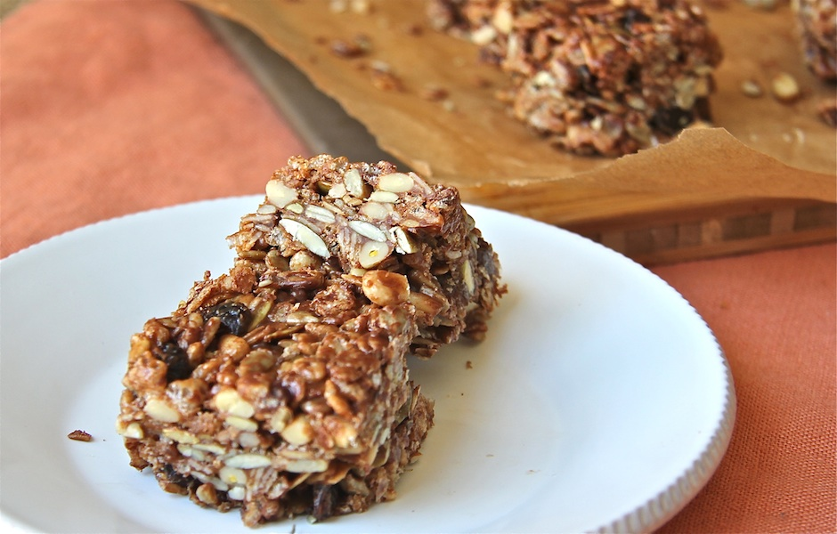 granola bars : the wimpy vegetarian