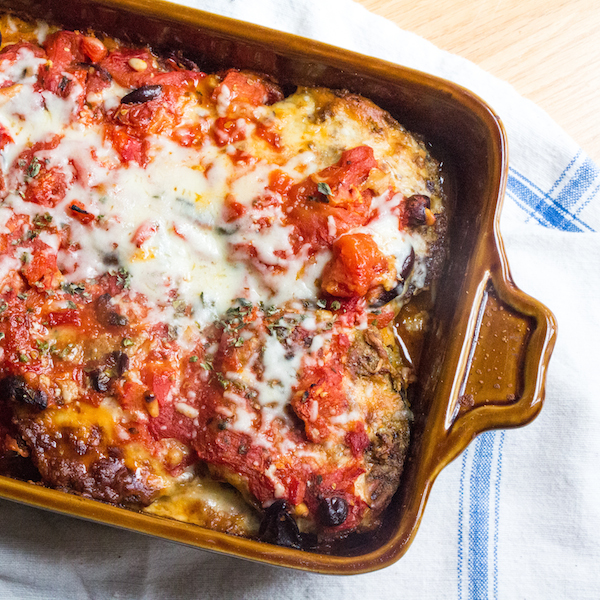 lasagna eggplant parmesan lasagna eggplant parmesan lasagna 20110205 ...