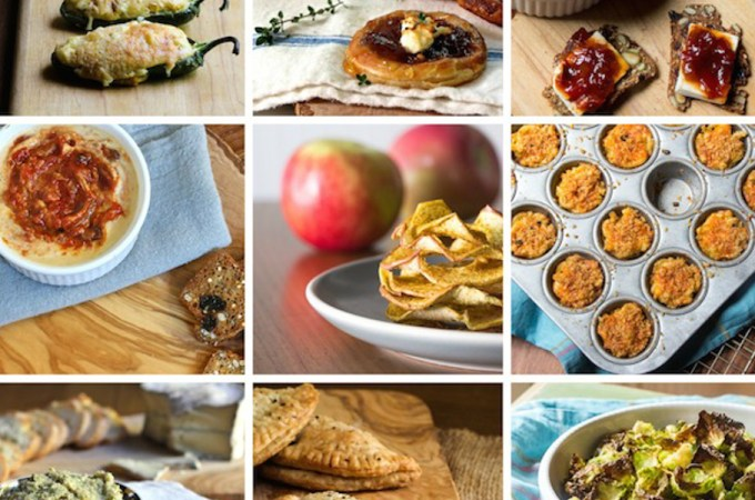 Countdown: Best Party Snacks and Appetizers
