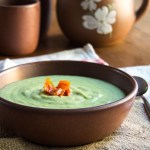 Avocado Tomatillo Soup - 800 X 533