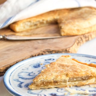double crusted apple galette 800X533