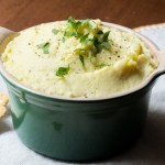 fail-proof cheesy mashed potatoes