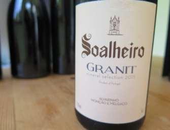 Soalheiro Granit Mineral Selection Alvarinho 2015