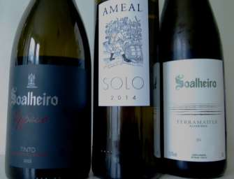 Friday retro-post: Ameal & Soalheiro: Old Masters, new Vinho Verdes
