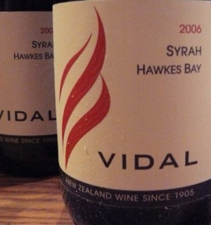 Hawkes Bay Syrah '06