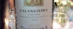 Falanghina & Auchentoshan for a Shacklewell Night