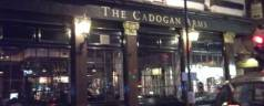 Posh Pub Crawl in Central London