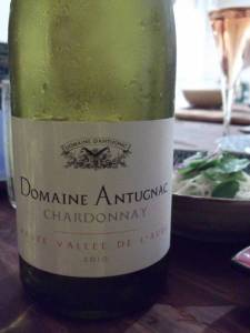 Ch. D'Antugnac 2010 Chardonnay