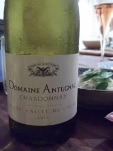 Ch. D'Antugnac 2010 Chardonnay