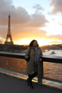 yet another American in Paris...