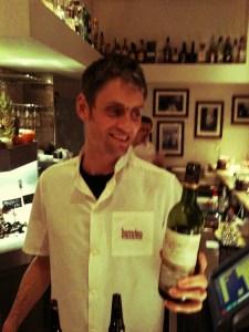 John, bartender