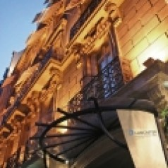 A visit and dining at The Lancaster, Paris