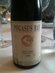 Pegasus Bay Encore